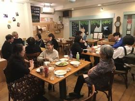 19/12/26  wamスタッフお疲れ様忘年会