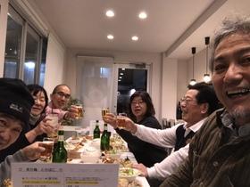 20/2/12 事務局新年会