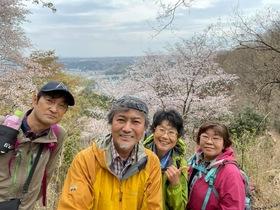 21/03/28 山歩会永山花見山行