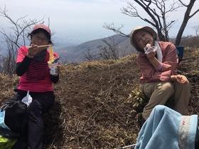 24/04/24 赤城山、いちご狩り山歩会