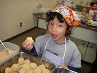 09/04/01  おばあちゃんの料理教室