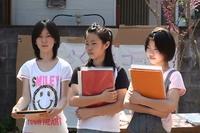 09/04/11  あそびの会 卒業式