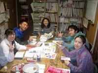 10/11/01 若ものーえん会義