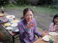 10/11/03 山歩会BBQ