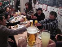 11/01/28 青梅子どもふれあいフェスタご苦労さん会