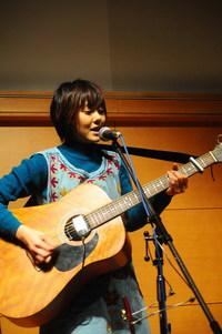 11/02/13 若きシンガーソングライターLIVE