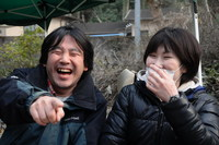 11/04/03  山歩会(研究会)総会&BBQ
