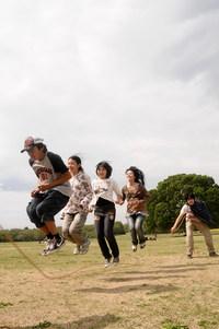 11/05/01 都協 あそびなう 昭和記念公園