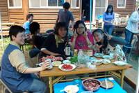 09/05/04 山歩会BBQ