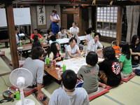 11/07/18-19 おうめ若者カフェ まちおこし大作戦