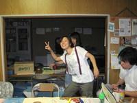 11/08/02 高校生Gキャンプ打ち合わせ