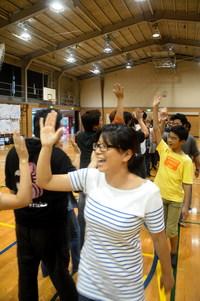 11/10/09 青少年自然体験キャンプ第3回全体会
