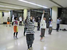 11/12/07 舞台芸術家との出会い ワークショップ