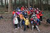 山歩会 10周年記念最終山行 山梨県 黒川鶏冠山