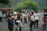 親子キャンプ2005&中学生合宿2005
