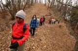 山歩会 2005年最終山行 奥多摩御前山(ごぜんやま)