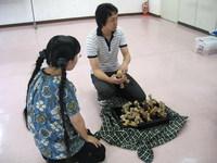 09/07/08 こまのたけちゃん事前交流会