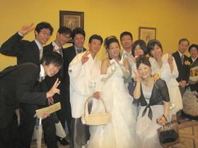 12/06/17 としくん&明日香 結婚式