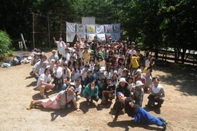 西多摩青少年自然体験キャンプ2012