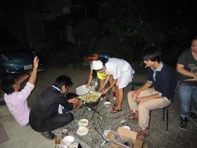 12/09/08  居酒屋「GAP」