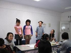 2012/10/13青梅子どもふれあいフェスタ 店長会議