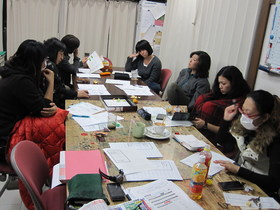 12/10/27 アートプロジェクト準備会始動