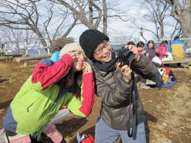 12/12/09 日の出山 山歩会第95回公式山行