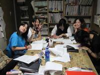 09/07/31 高校生G会議 キャンプへ!