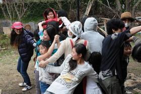 2013/04/06 あそびの会まつり&卒業式