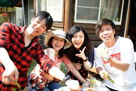 13/04/29 山歩会総会&BBQ