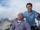 07年09月15日 山歩会 北アルプス山行 常念岳