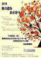 18/11/04 秋の森をあそぼう