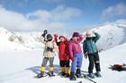 08年01月 2008年度山歩会企画ー「北八ヶ岳」or「縞枯山」スノーシュー