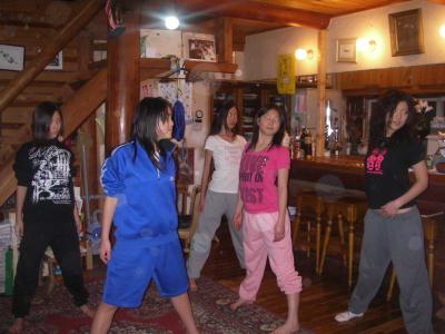 ダンス練習3