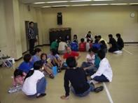 第1回子どもキャンプ全体会 2